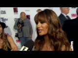 "Lea Michele talks ""Sons of Anarchy"""