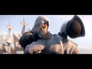 Assassin's Creed IV Black Flag - Мнение Чёрной Бороды (ДУБЛИРОВАННЫЙ ТРЕЙЛЕР)