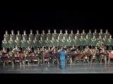 Дважды Краснознамённый Ансамбль песни и пляски Российской армии им. А. В. Александрова.
