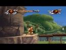 Disney's Hercules RUS (PS1) уровень 1