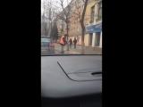 Кристиан Бейл в России (Калуга 2014)