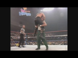 WWF In Your House 6: Rage In The Cage(Часть 1) (Русская версия WWH)