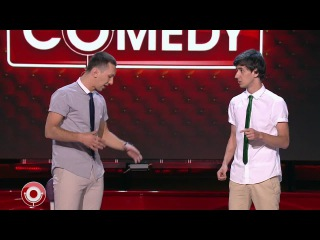 Новый Comedy Club (Эфир от 17.10.14) - vk.com/k1nomany