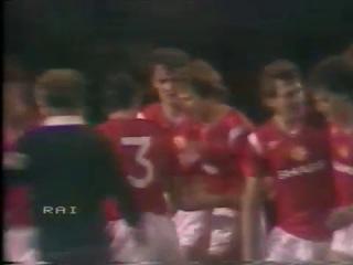 25 UC-19841985 Manchester United - Raba ETO Györ 30 (19.09.1984) HL