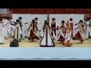 2014 Бурятия Зорикто и Нонна Тогочиевы открытие благотворительного концерта Сочен дуган
