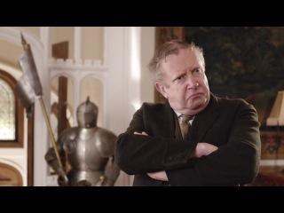 Замок Бландингс (1 сезон: 2 серия из 6) / Blandings (2013) ЛО / HDTVRip