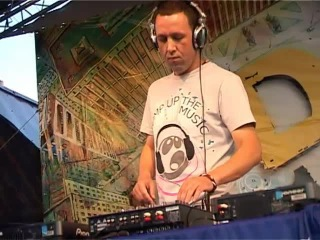 DJ Garry Goodman, День города Пскова с радиостанцией DFM