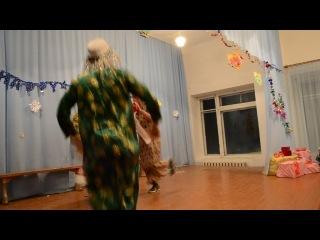 танец деда с