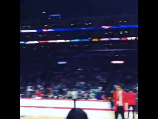 Beast Los Angeles Clippers game.mp4