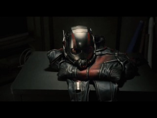 Человек-муравей / Ant-Man.Альтернативный трейлер (2015) HD