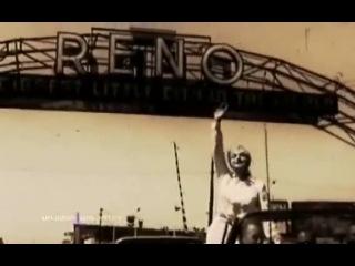 Приезд Мэрилин Монро в Рино, на съемки фильма