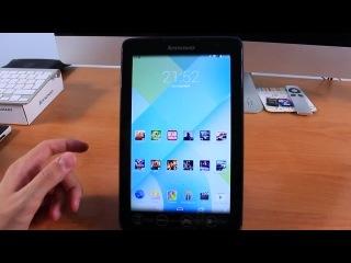 обзор планшета Lenovo A5500