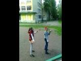 Девки офигенно танцуют!!!!!!!