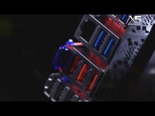 GTX 680 Core i7 3960X Rampage IV Extreme 32GB Corsair XMS3 Corsair 600T