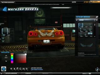 Need For Speed World Nissan Skyline GT-R V-SPEC (R34) Need For Speed Underground 1 Eddie