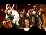 Группа ликования Коляда-театр. январь 2014 видео С.Губернский