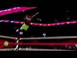 Triple Superkick - WWE Raw Slam of the Week 10-6