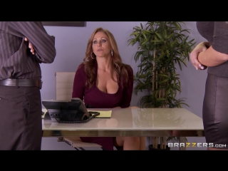 Disciplinary Action Part Two Julia Ann, Olivia Austin & Jessy Jones