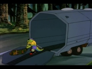 Черепашки Ниндзя / Teenage Mutant Ninja Turtles (Сериал 1987-1997)  5 сезон 4 серия(109)