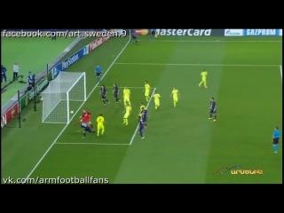 PSG 3-2 BARCELONA ARMENIA TV