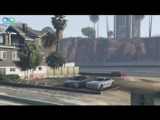 GTA 5 прохождение девушки. Часть 1 - Возвращение в Лос-Сантос