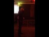 Бахтияр Акылбек - Я любил(Дато Худжадзе)