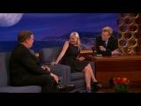 Conan 2014.09.23 Kirsten Dunst