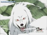 Naruto - Episode 120 - Roar and Howl! The Ultimate Tag Team!!