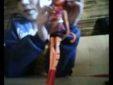 Видео обзор на куклу монстер хай Тораляй Страйп Они живые!!!!!
