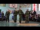 Военный танец девушек А ну-ка ,парни