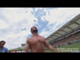 Вся красота КроссФита HD (CrossFit games motivation)