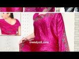 Designer Saree and Party wear saree from trendy16.com