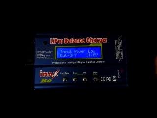 IMax B6 и Turnigy accucel 6 — Инструкция
