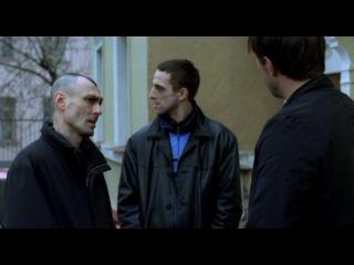 «Бумер»  (2003), сцена с Ильей Любимовым