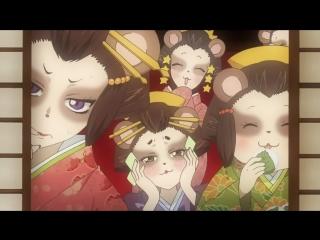 Очень приятно, Бог / Kami-sama Hajimemashita - 2 сезон 3 серия (Озвучка) [BalFor & Trina D]