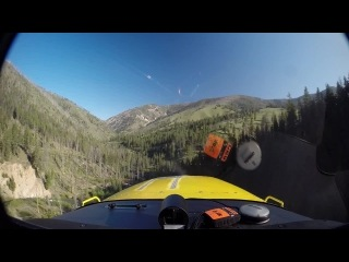 Pilots Land On A Mile-High Strip That's Only 900' Long