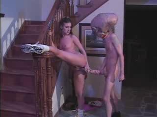 Инопланетное порно