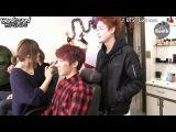 [RUS SUB][Naver Starcast; Bangtan Bomb] Hello, Hello~ BTS's Happy Halloween!
