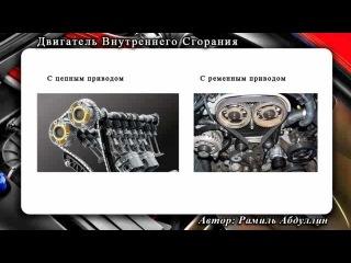 ДВС-Газо распределительный механизм(ГРМ)
