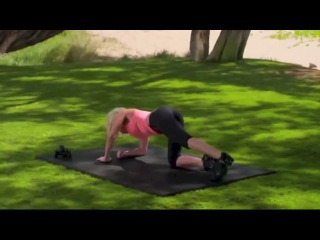 Tracy Anderson Transform 1 Toning 2