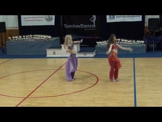 Belly dance. Кристина Алёхина и Кристина Солянина. Атлетико. Руководитель и хореограф Анастасия Дробышева