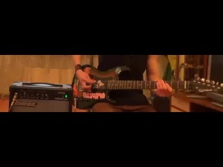 Final Episode (Let's Change The Channel) (cover gitars Asking Alexandria)