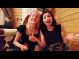 Диляра и Карина поздравляют с Новым годом!