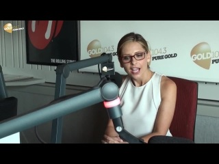 Brig & Lehmo chat with Sarah Michelle Gellar