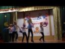 День учителя 03.10.2014 (танец с помпонами, 4 Б класс)