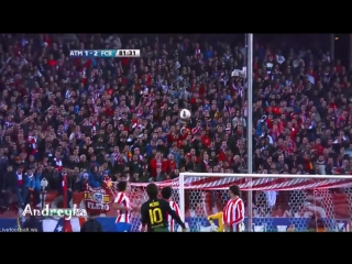 Amazing goal by Messi