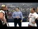 WWF SmackDown! - 17.08.2000 - Мировой Рестлинг на канале СТС - Игрок, Стефани и Курт Энгл