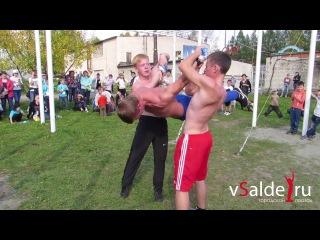 Фестиваль экстремальных видов спорта прошёл в Нижней Салде
