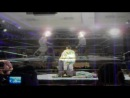 WrestleCade 2014 - Matt Hardy vs. Drew Galloway Footage