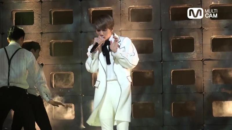[MPD] 150122 Mnet Fancam Jonghyun - Deja-Boo @ M!Countdown